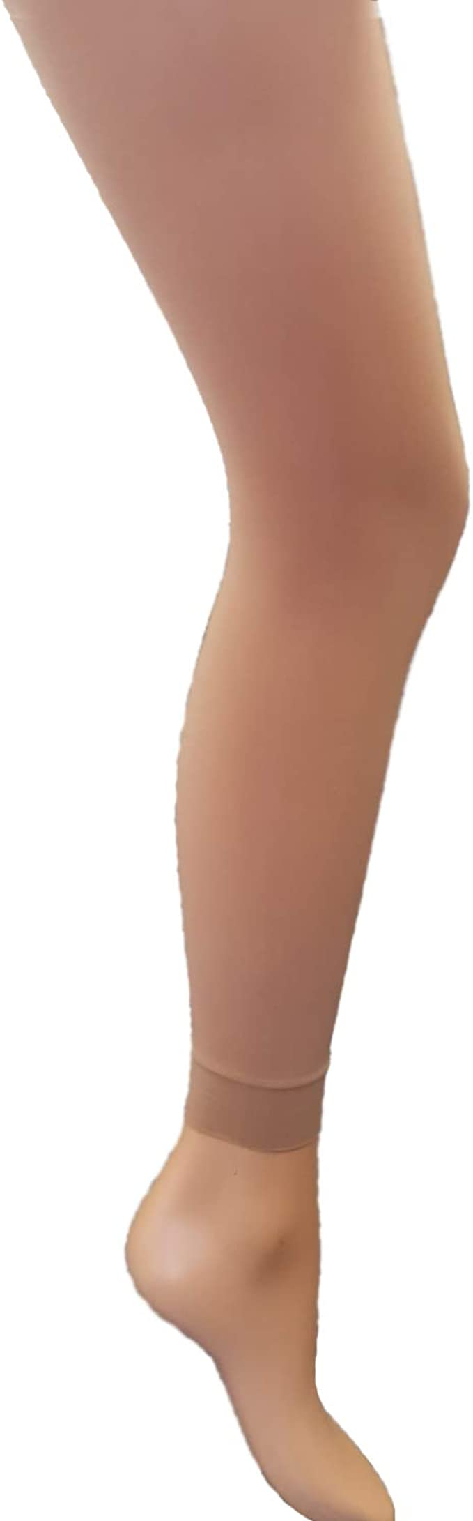 black Silky convertable dance tights childrens and adults pink tan