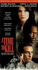 A Time to Kill [USA] [VHS]: Amazon.es: Matthew McConaughey