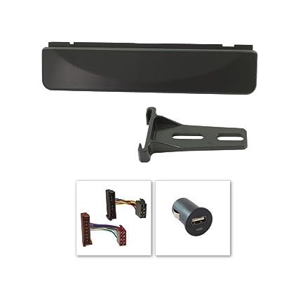 Embellecedor de radio (+ USB-cargador kit) Ford Fiesta, Mondeo, Focus