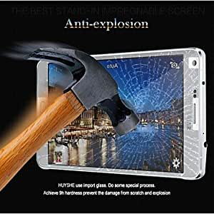0.33mm Thickness 2.5D Round Edge Damage Protection Scratch-Resistant Tempered Glass Screen Protector for Samsung note4