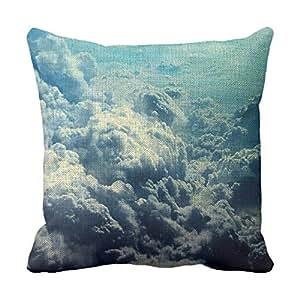 lightinglife manta fundas de almohada de nubes Home Decor almohadas 18por 18Throw almohada