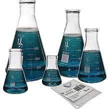Erlenmeyer Flask Sets, Karter Scientific