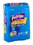 Huggies Pull-Ups Learning Designs Training Pants 4T-5T 18 CT (Pack of 4)