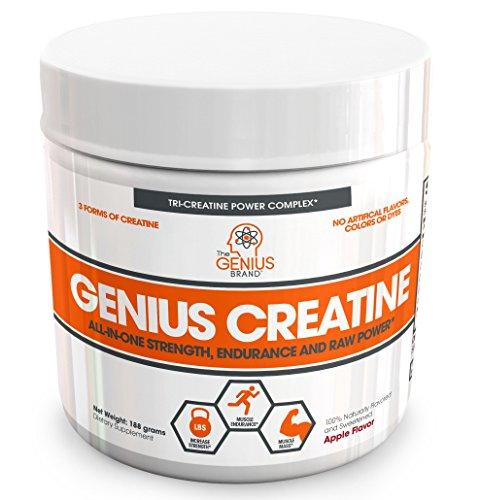 Genius Supplement Monohydrate Hydrochloride Beta Alanine product image