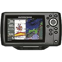 Humminbird (R) 410210–1Helix (TM) 5Chirp GPS G2, 5, Negro