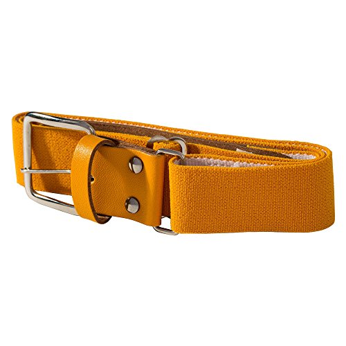 Franklin Sports Baseball Belt-Gold (Gold Athletic Belt)