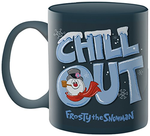 - Aquarius Frosty The Snowman Chill 20 Oz Boxed Ceramic Mug