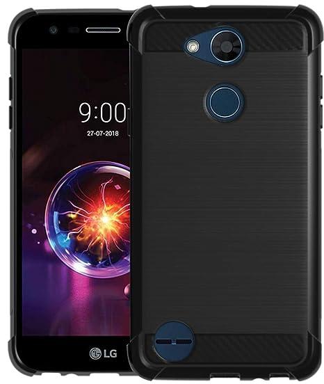 super popular 4535f ccef4 Amazon.com: LG X Power 3 Case, LG X5 2018 Case, LG X Charge 2 Case ...