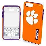 Clemson Tigers Impact TPU 2-Piece Dual Hybrid iPhone 8 PLUS / iPhone 7 PLUS / iPhone 6 PLUS / 6s PLUS - 5.5' Screen ONLY