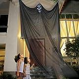 7 Feet Halloween Props Scary Halloween Hanging Ghost Prop Halloween