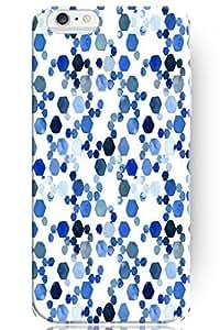 Samsung Galxy S4 I9500/I9502 Case, SPRAWL Samsung Galxy S4 I9500/I9502 (4.7-inch) Case Extremely Thin Skin Scratch-Proof Samsung Galxy S4 I9500/I9502 (4.7 inch) (2014) -- Blue Gray Rocks Pattern