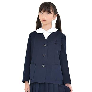 f1e4757a5a632 Amazon.co.jp: 小学生制服 イートン ブレザー 上着 男女兼用 シングル ...