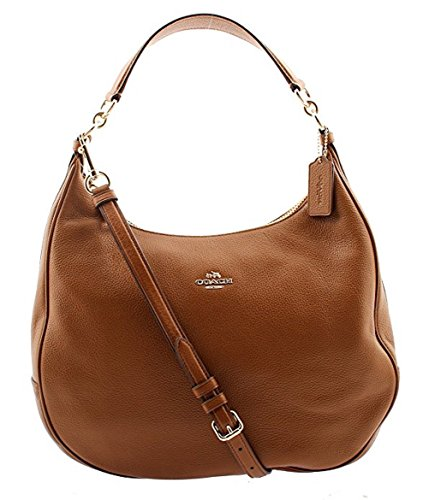 Harley Hobo Leather Pebble
