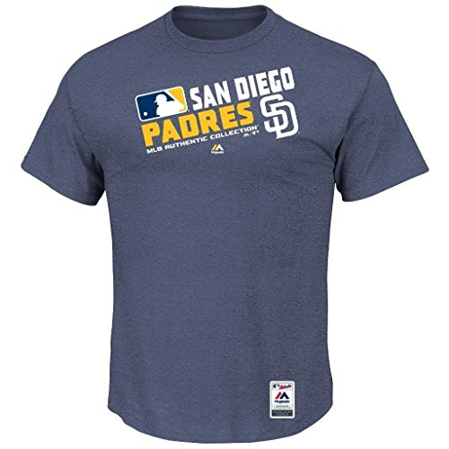 San Diego Padres MLB Men's Authentic Collection Team Choice T-Shirt – DiZiSports Store