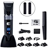 Hatteker Cordless Hair Trimmer Pro Hair...