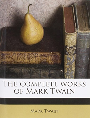 The Works of Mark Twain: Pudd'nhead Wilson
