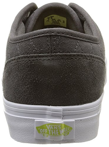 Vans Atwood, Men's Low-Top Sneakers Gray (Quilt/Pewter/Marshmallow)