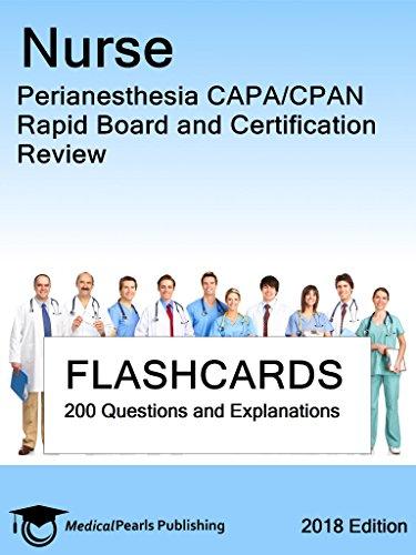 Amazon.com: Nurse Perianesthesia CAPA/CPAN: Rapid Board and ...