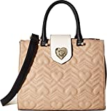 Betsey Johnson Women's Bag in Bag Satchel Brown Multi One Size