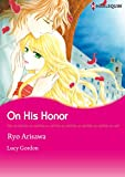 On His Honor by Lucy Gordon front cover