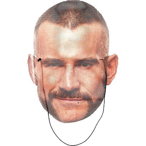 WWE Men's CM Punk Mask by WWE
