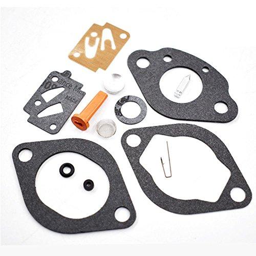 Carbpro Replacement Carb Rebuild Kit for Eska Sears Ted Williams Tecumseh Outboard Motor Carb Carburetor Kit (Tecumseh Motor)