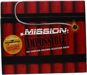 Misión Imposible: Serie Completa de TV [DVD]