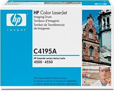 HP C4195A Laserjet 640A Drum Kit - Retail Packaging