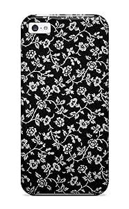 linJUN FENGBarbauller DWvTJlJ8715VjtDg Case Cover Skin For iphone 5/5s (awesome Floral Pattern Vector)