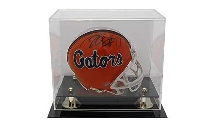 8192c5e3060 Image Unavailable. Image not available for. Color: Jordan Reed Autographed  Signed Florida Gators Riddell Mini Helmet JSA