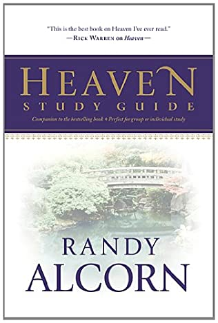 book cover of Heaven Study Guide