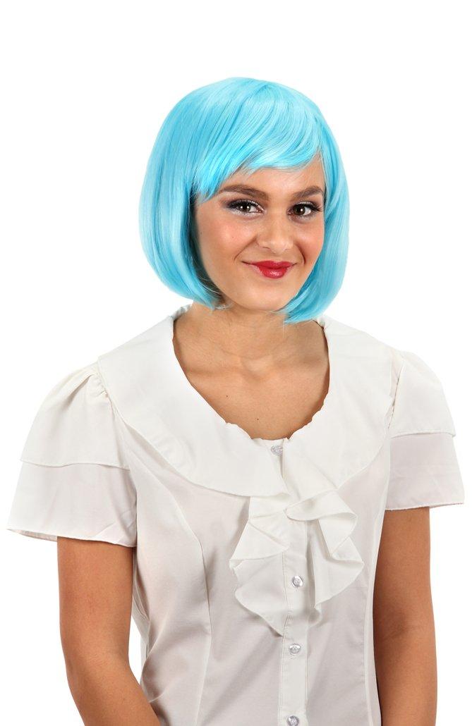 elope Anime Wig (Blue)