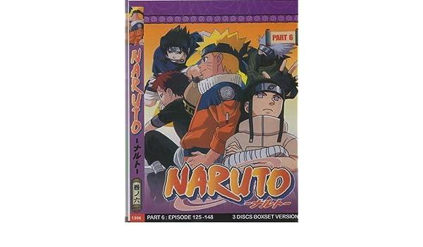 Amazon com: NARUTO SPECIAL EDITION (EPISODE 125 ~ 148): Movies & TV