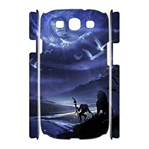 Aircraft Classic Fighter Custom Cover Case with Hard Shell Protection for Samsung Galaxy S3 I9300 Case lxa#413428 Kimberly Kurzendoerfer