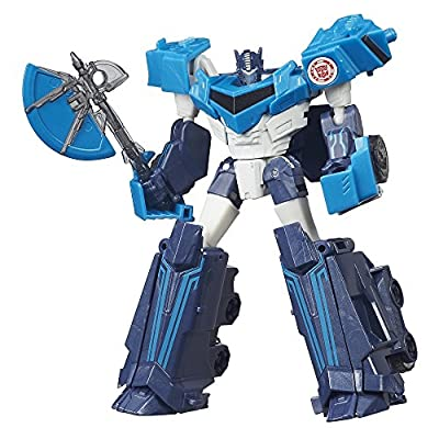 Transformers Robots in Disguise Warrior Optimus Prime Action Figure