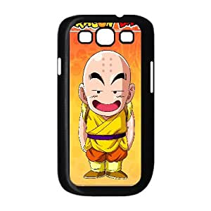 Krillin Dragon Ball Anime 00 Samsung Galaxy S3 9 Cell Phone Case Black yyfabc-427573