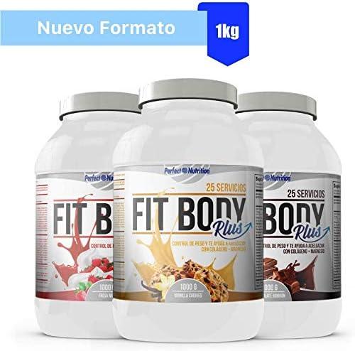 Batidos para Adelgazar sustitutivos de comida con proteínas Dieta quema grasas + colágeno/Batido de pérdida de peso completo saciante. Quemador de grasa natural sin pasar hambre (Fresa y Nata 1KG): Amazon.es: Salud