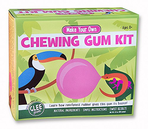 Gift Ideas for Family Fun - Chewing Gum Kit