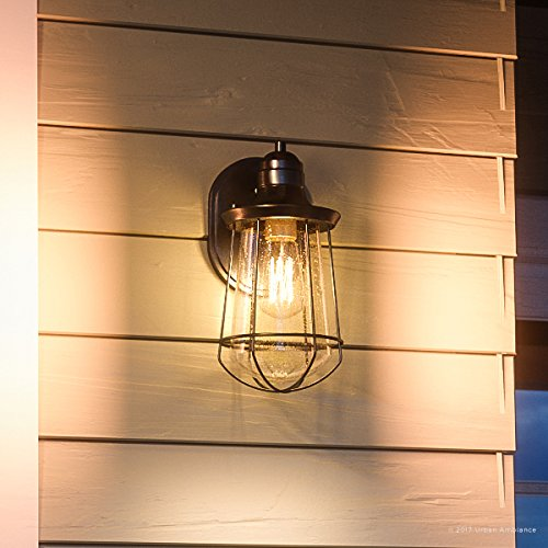 or Wall Light, Small Size: 11.25