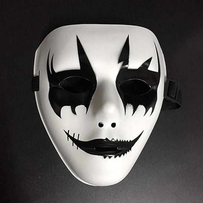 Kreative El Licht Maske Führte Sprachsteuerung V Wort Vendetta