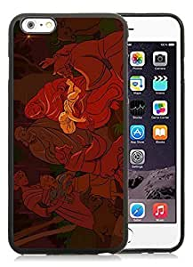 2014 Latest iPhone 6 Plus Case,Merry Christmas Black iPhone 6 Plus 5.5 TPU Case 61