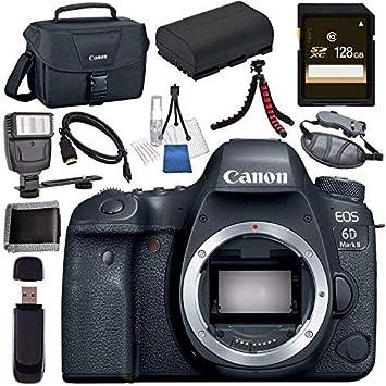 Amazon.com: Canon EOS 6D Mark II - Cámara réflex digital ...