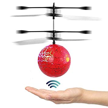 Juguetes para niños de 4-12 años, pelota de juguete voladora ...
