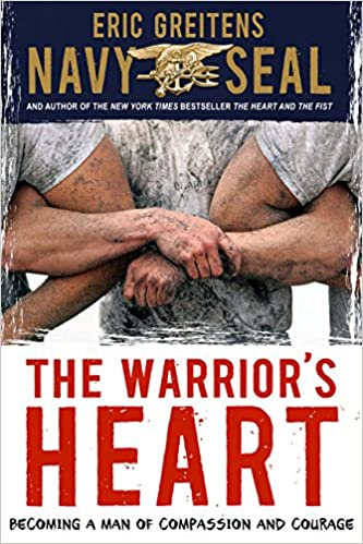 Image result for a warrior's heart book cover