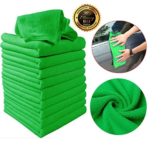 Sale Clothes For 70s (PGROUP 10Pcs Microfiber Car Vehicle Wash Cleaning Towel Soft Cloths Duster)
