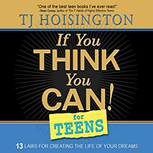 If You Think You Can! for Teens Audiobook