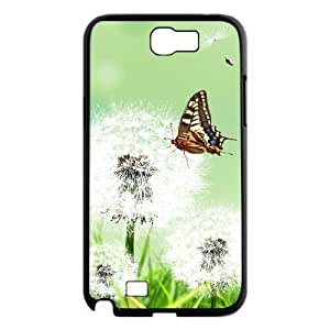 Dandelion Personalized Cover Case for Samsung Galaxy Note 2 N7100,customized phone case ygtg514979