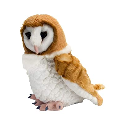 "Wild Republic CK Barn Owl 12"" Plush: Toys & Games"