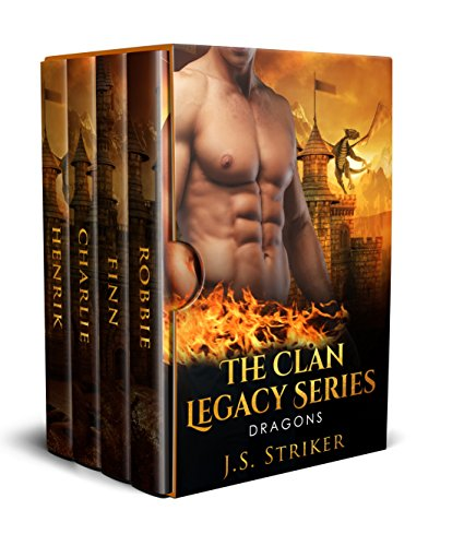 Dragon: The Clan Legacy Series by [Striker, J. S. ]
