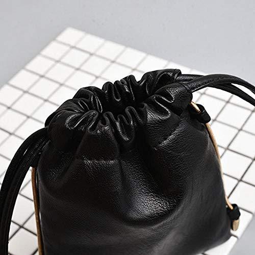 taille MANYYSI l'épaule porter noir à femme unique pour à Sac axrRaH8